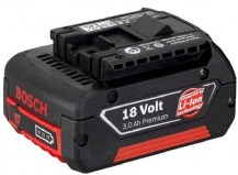BOSCH 3AMP 18V Battery